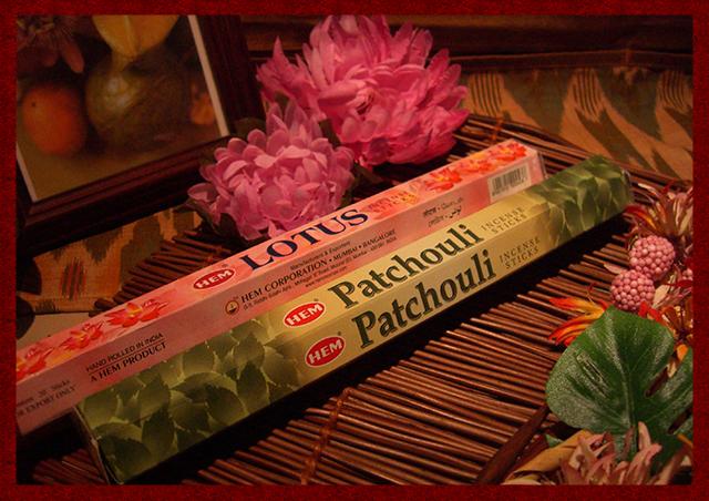 山羊座の季節におすすめアロマ*パチュリー*夢の実現を促す香り